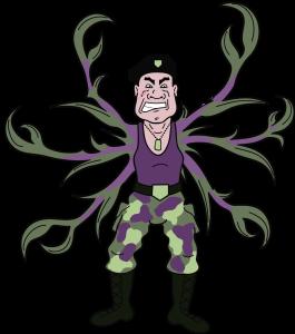 Photo of Col. Crabgrass
